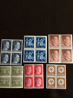 Collection timbre Allemand