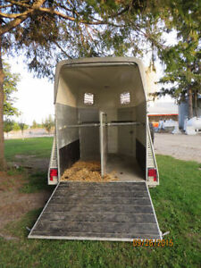 Two Horse Bumper Trailer (light weight) 2014 Stratford Kitchener Area image 3