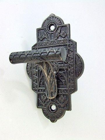 Antique Mechanical Doorbell Ebay