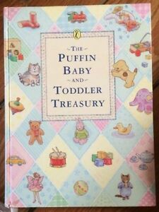 THE PUFFIN BABY AND TODDLER TREASURY - $5 London Ontario image 1
