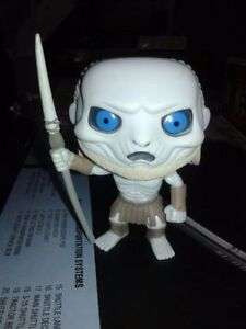Game of Thrones White Walker Loose Funko POP Vinyl Figure