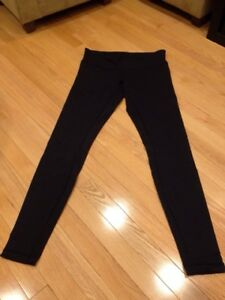 Lululemon Size 8 Leggings Black