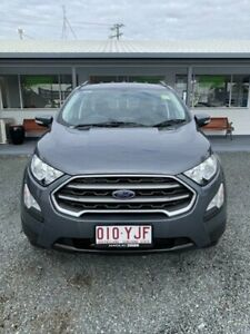2018 Ford Ecosport BL 2018.75MY Trend Smoke Grey 6 Speed Automatic Wagon
