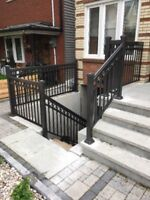 Install High Quality Aluminum Railings -  Quick quotes