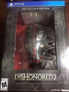 Dishonored 2 Collector's Edition for PS4 ($120)