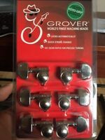 Tuners Grover 3+3 neufs echange/trade