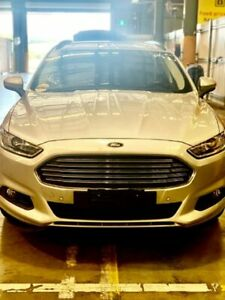 2015 Ford Mondeo MD Ambiente PwrShift Silver 6 Speed Sports Automatic Dual Clutch Wagon