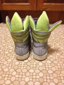 Ladies Size 8 Adidas Hightop Sneakers St. John's Newfoundland image 6