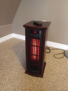 Infrared Tower Heater Space Heater - Made By Duraflame