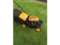 McCullock petrol lawnmower