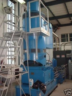 500 Kw Teledyne Kato Xtek Hydroelectric Generating Plant