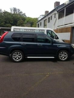 2011 Nissan X-Trail T31 Series IV TI Blue 1 Speed Constant Variable Wagon Nambour Maroochydore Area Preview