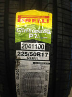 Brand New Pirelli Cinturato P7 all season 225/50R17 Runflats BMW
