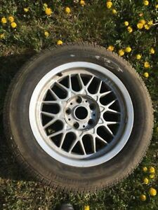 Bmw 16 inch rim and tire 255/55/R16