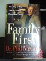 Family first - create a phenomenal family