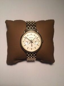 FOSSIL, Women's Gold Tailor Watch