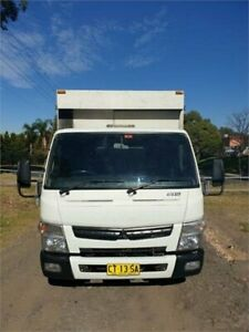 2012 Fuso Canter 515 White Cab Chassis Rooty Hill Blacktown Area Preview