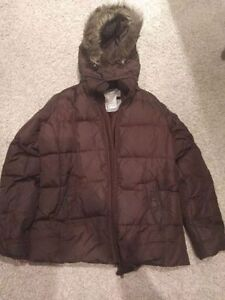Jacob - womens winter jacket with hood. Excellent condition