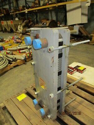 Itt Technologies Stainless Steel Plate Heat Exchanger Model Pf21