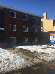 FREE RENT!! CLOSE TO NAIT! FAMILY BLDG 1 bdrm available!