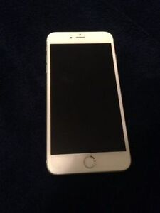 Iphone 6  64gb UNLOCKED  -12 months old with protective glass