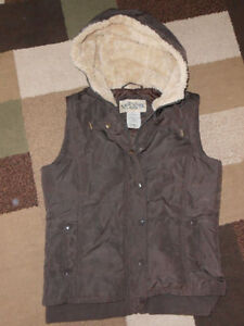 Beautiful, warm puffer vest