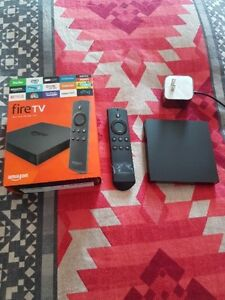 Amazon Fire TV 2nd Gen