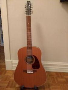 Seagull Coastline Acoustic/Electric 12 String Guitar