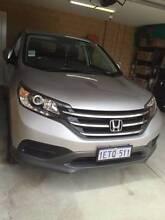 ***** VERY LOW Kms-2014 Honda CR-V VTi 4WD Silver  ***** Subiaco Subiaco Area Preview