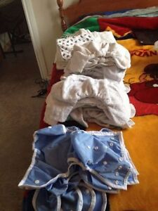 cloth diapers + more - REDUCED price