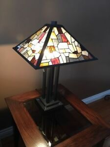Mosaic Lamps (set of 2)
