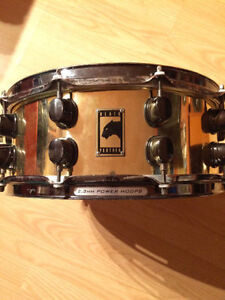 Mapex Black Panther Brass snare