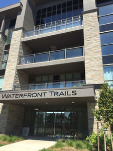 1 Bedroom + Den on the lake front - Stoney Creek