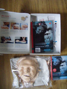 CPR learning kit