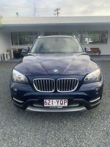 2013 BMW X1 E84 LCI sDrive18d Steptronic Deep Sea Blue 8 Speed Sports Automatic Wagon Mackay Mackay City Preview