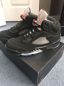 Jordan 5 Retro OG 2016 released Men US size 10