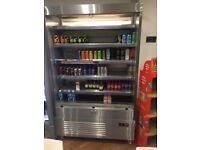 drinks fridge commercial