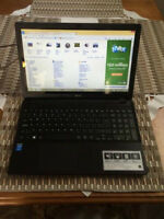 Acer TouchScreen Laptop - Like New