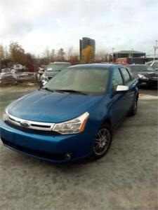 """2010 Ford Focus SE NEW MVI 76 KMS!! LOADED  CLICK ON """"SHOW MORE"""""""