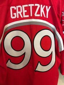 Nike 1998 Team Canada Gretzky Jersey