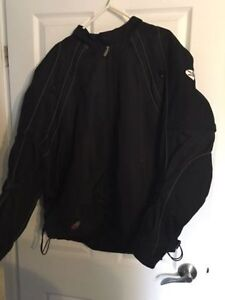 Joe Rocket motorcycle riding jacket. Not leather 2XXL