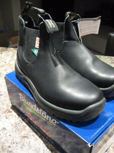 BLUNDSTONE BLACK SHOES MENS SIZE 10