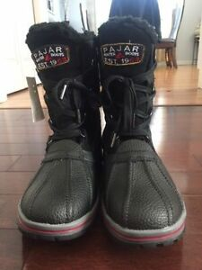 (PRICE REDUCED) PAJAR MENS BOOTS SIZE 11 - 11.5