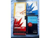 49 Good condition Law books for sale