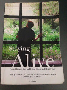 Staying Alive 2nd Ed.