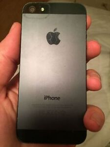 Apple IPhone 5(BELL) Quick Sale