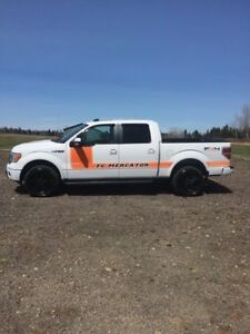 2011 FORD F-150 FX4 62 KM ONLY 22900$ !!