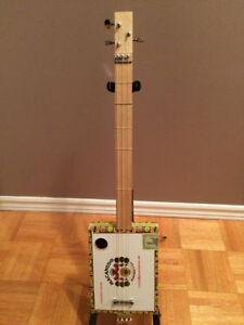 CUSTOM CIGAR BOX GUITARS (YOU KNOW YOU WANT ONE)
