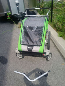 Chariot Double Thule 2016