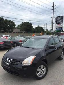 2010 Nissan Rogue S SUV, AWD!LOW 129KMS!4CYL!AUTO!CERTIFIED!